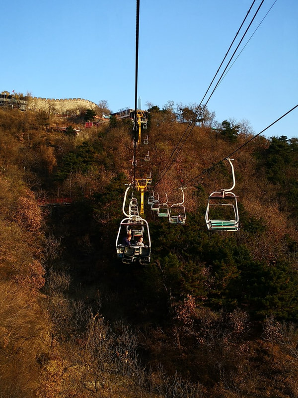 Great Wall chairlift